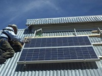 Panou fotovoltaic novainstal
